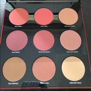 Smashbox blush palette
